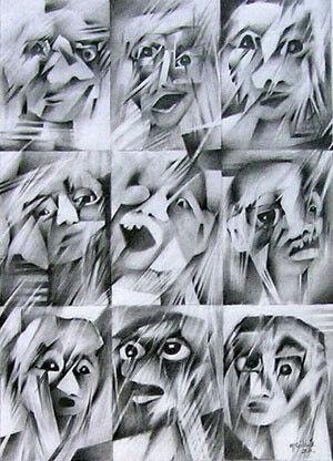 Photo de l'oeuvre 823 - Portraits